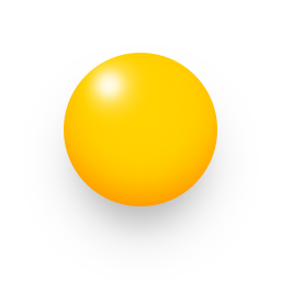 Ball yellow